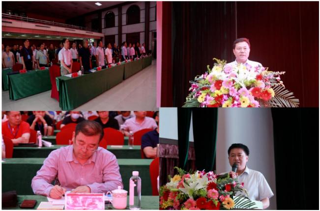 河南省飼料工業協會成功召開2021年度常務理事會議暨中原飼料科技論壇